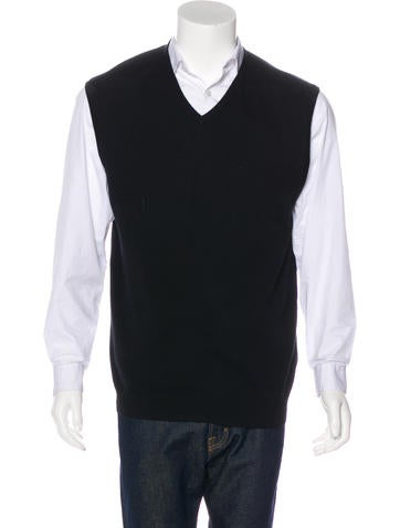 Kiton Cashmere Sweater Vest None