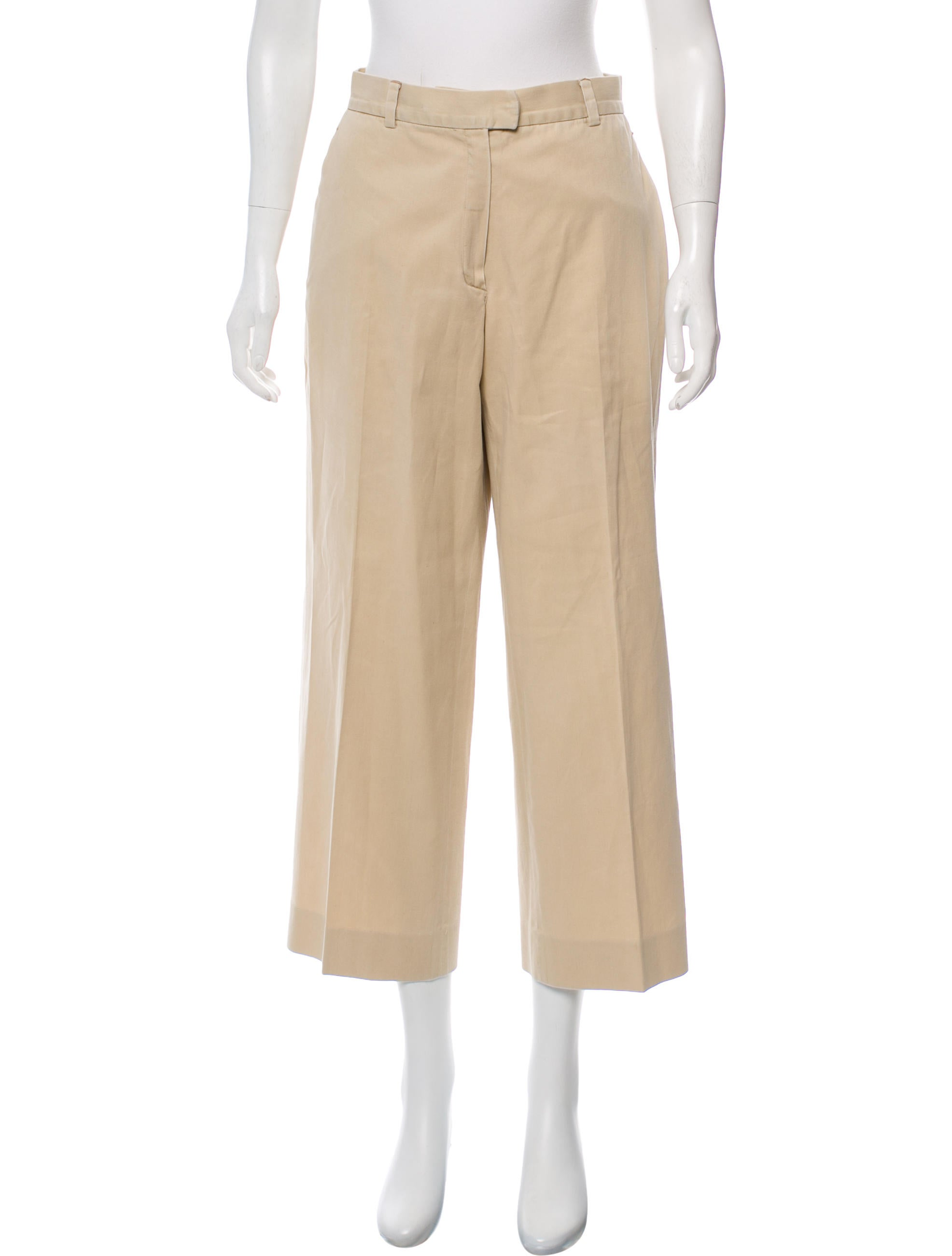 Very Cheap Kiton High-Rise Wide-Leg Pants How Much For Sale For Sale Wholesale Price Sale Explore Pu7bTkDzc4