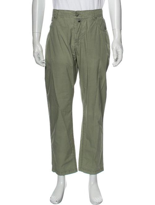 Kiton Pants Green