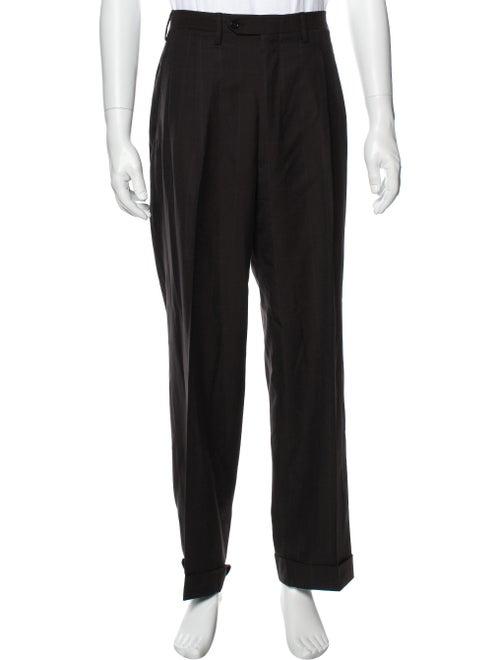 Kiton Dress Pants Black
