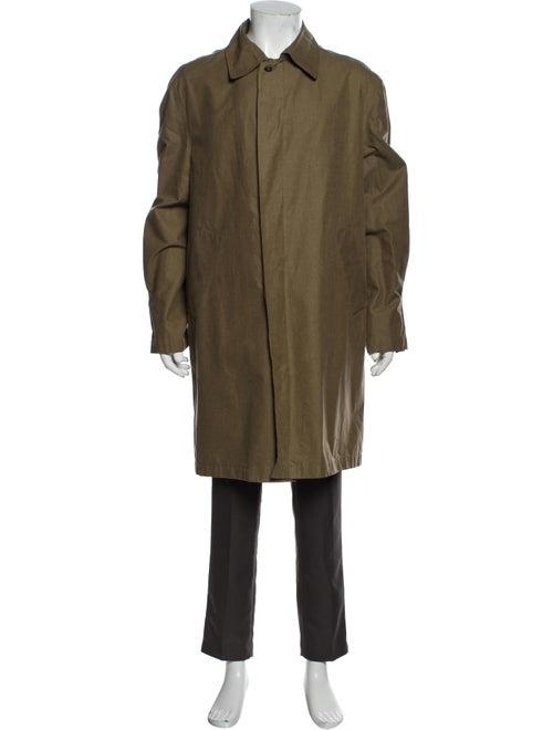 Kiton Coat Green