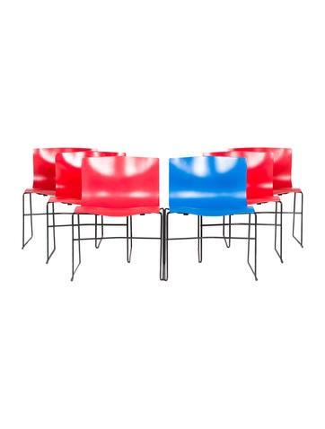 Knoll Vignelli Handkerchief Chairs