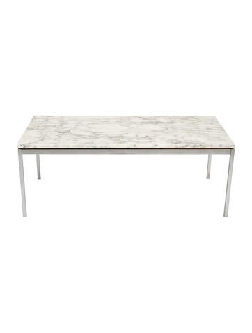 Florence Knoll Marble Coffee Table