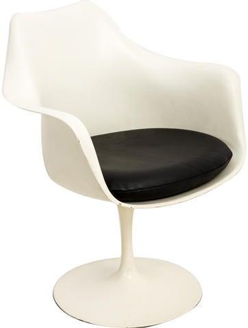 Knoll Tulip Arm Chair
