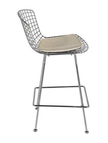 Knoll Harry Bertoia Counter Stool Furniture Knl20073
