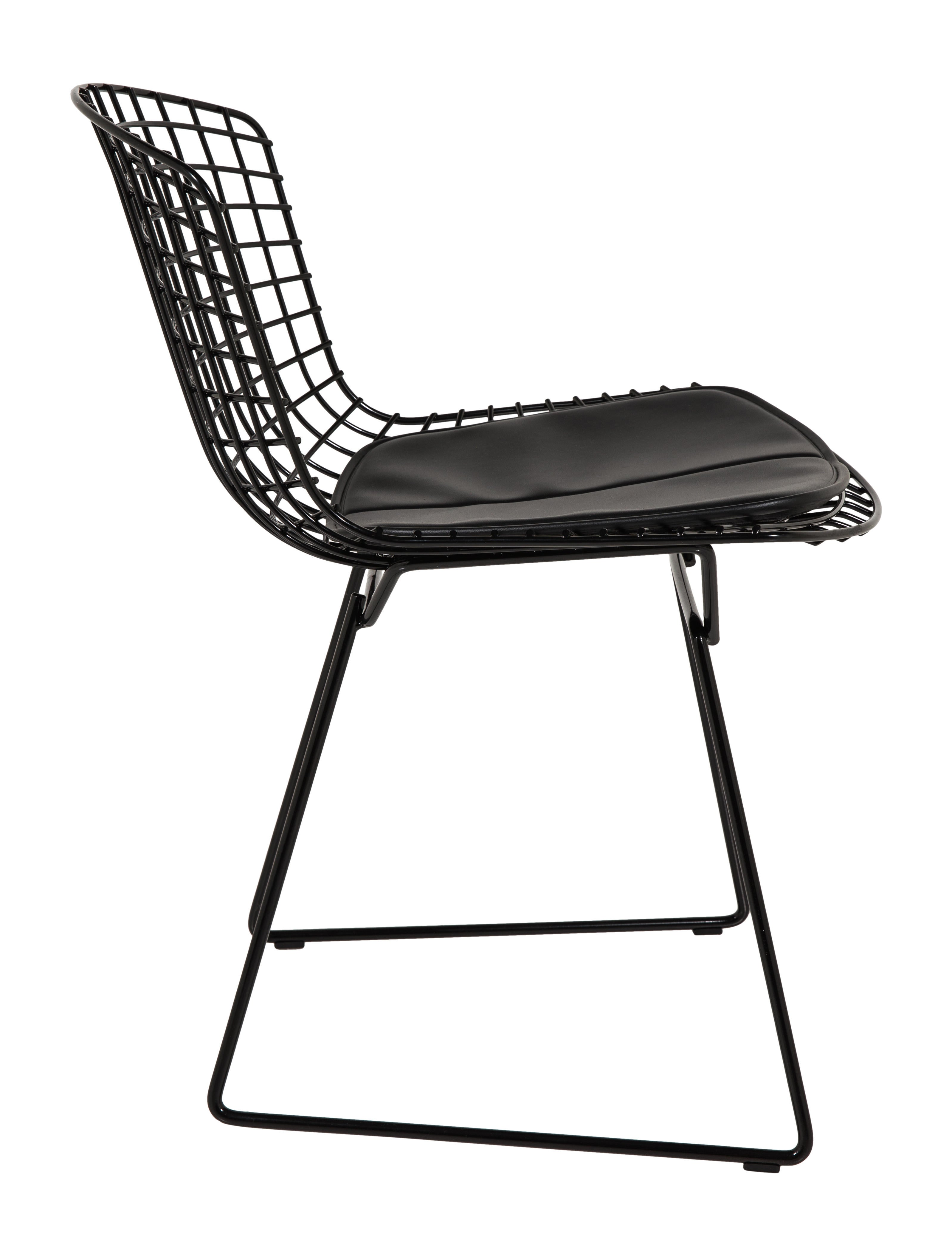 Knoll Bertoia Chair With Cushion Furniture Knl20103 The Realreal