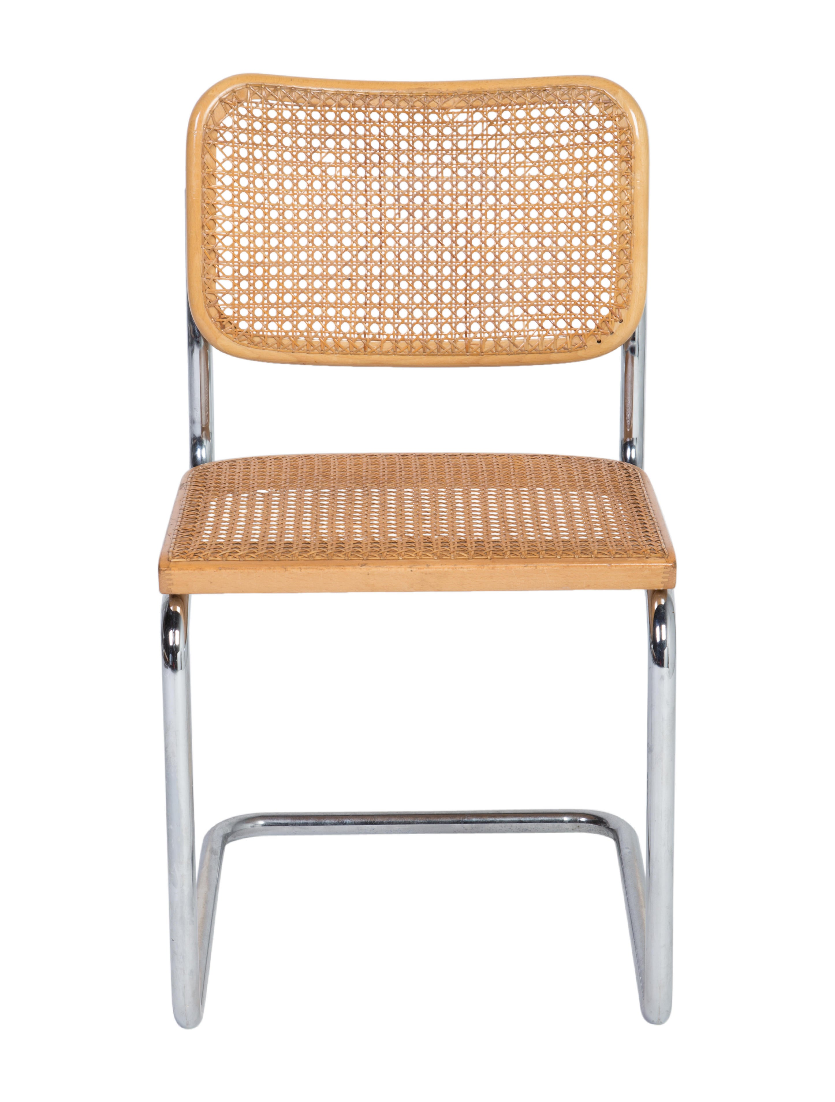 Knoll Marcel Breuer Cesca Side Chair Furniture KNL