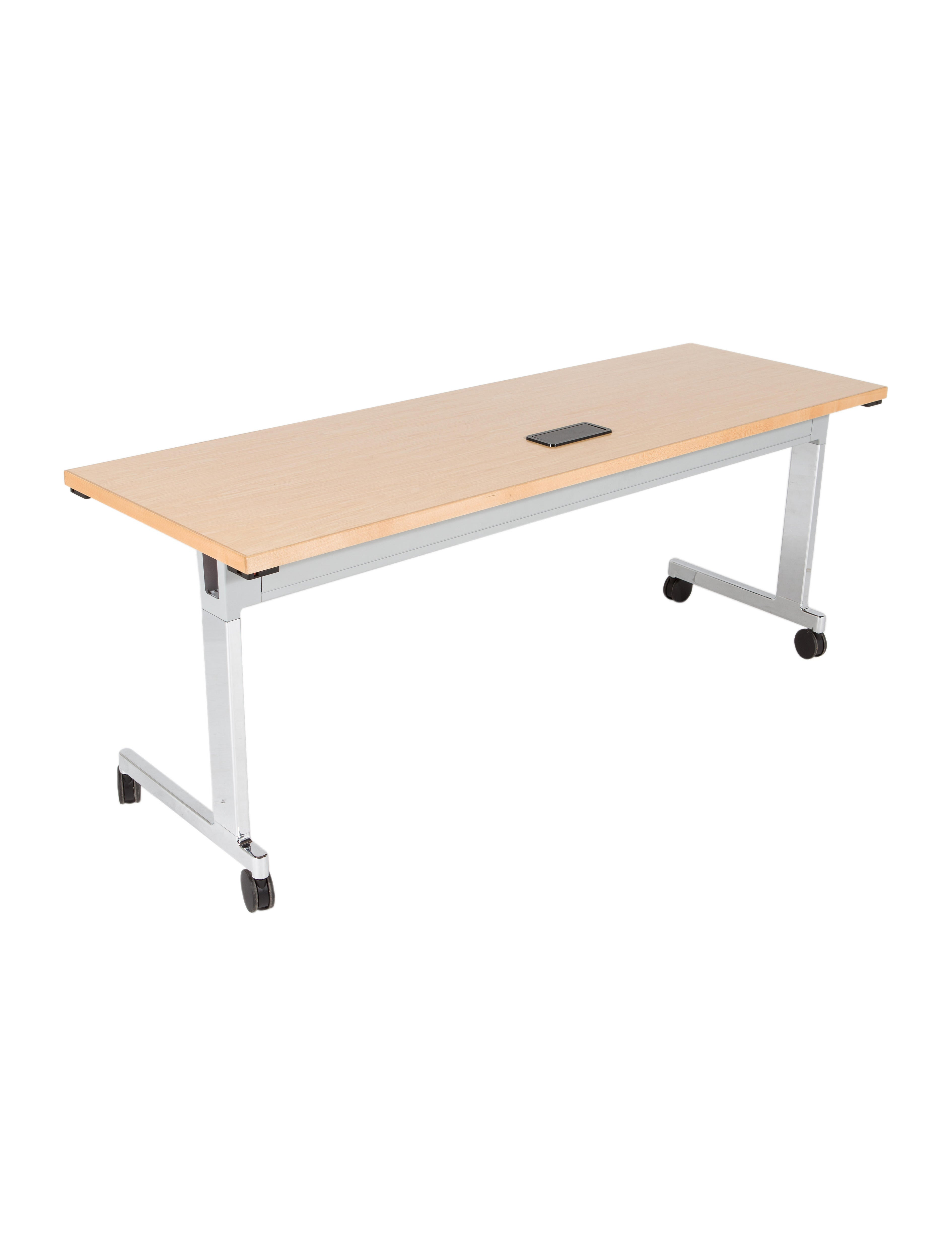 Knoll Pixel T Leg Desk Furniture Knl20169 The Realreal
