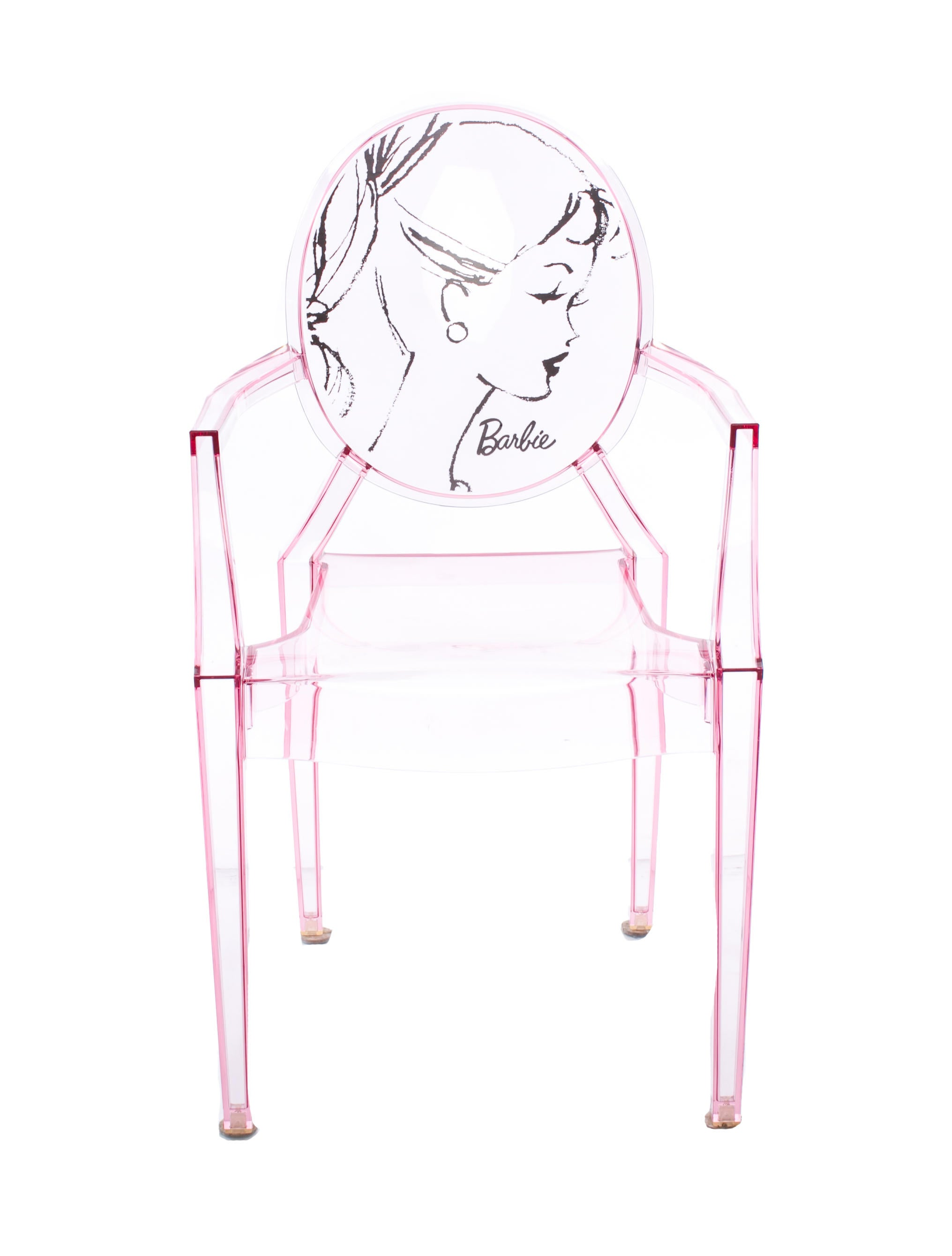 Kartell Barbie Louis Ghost Chairs Furniture KTL