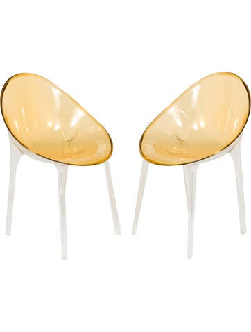 Kartell Mr. Impossible Chair Set
