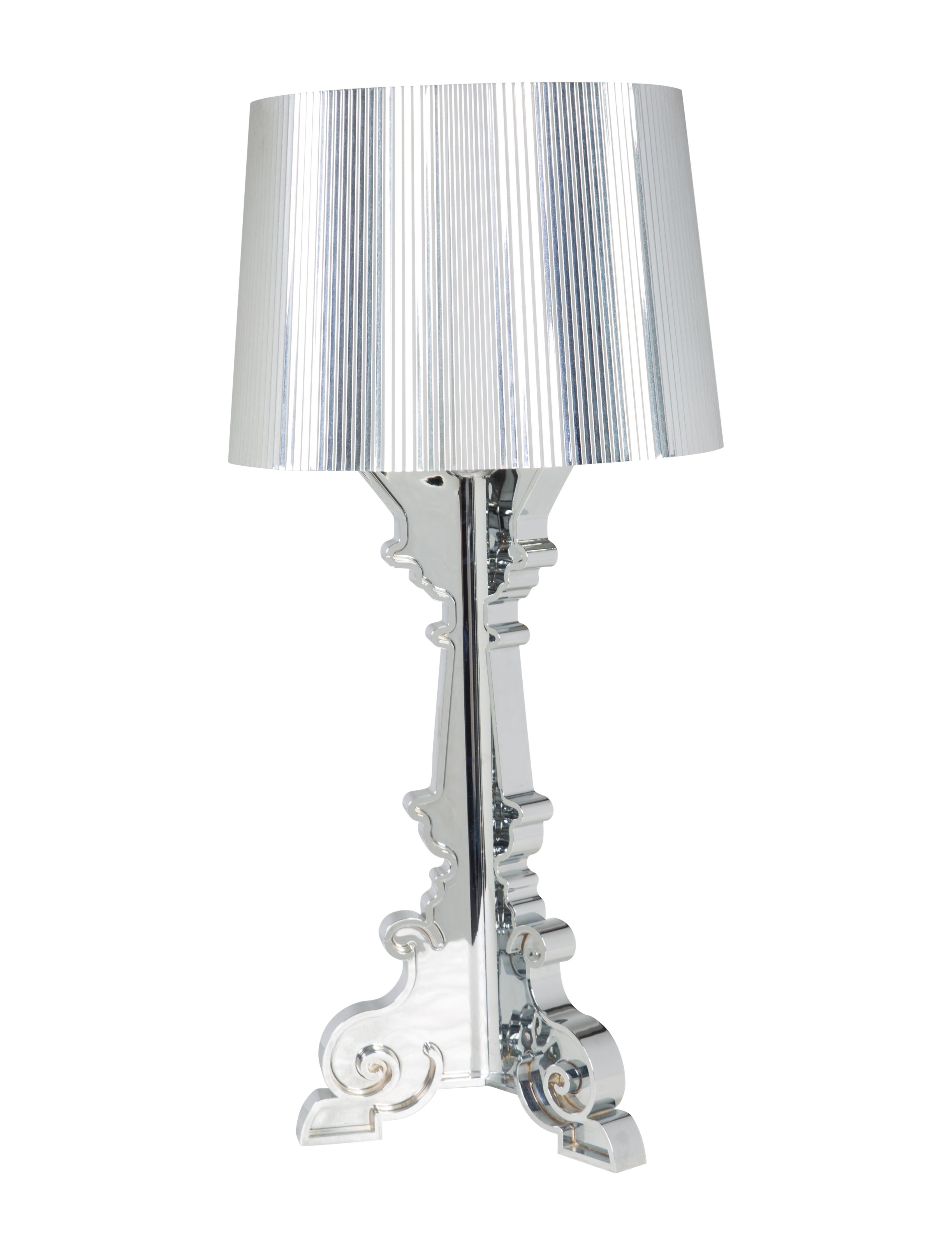 Kartell bourgie table lamp lighting ktl20120 the for Ferruccio laviani bourgie lamp