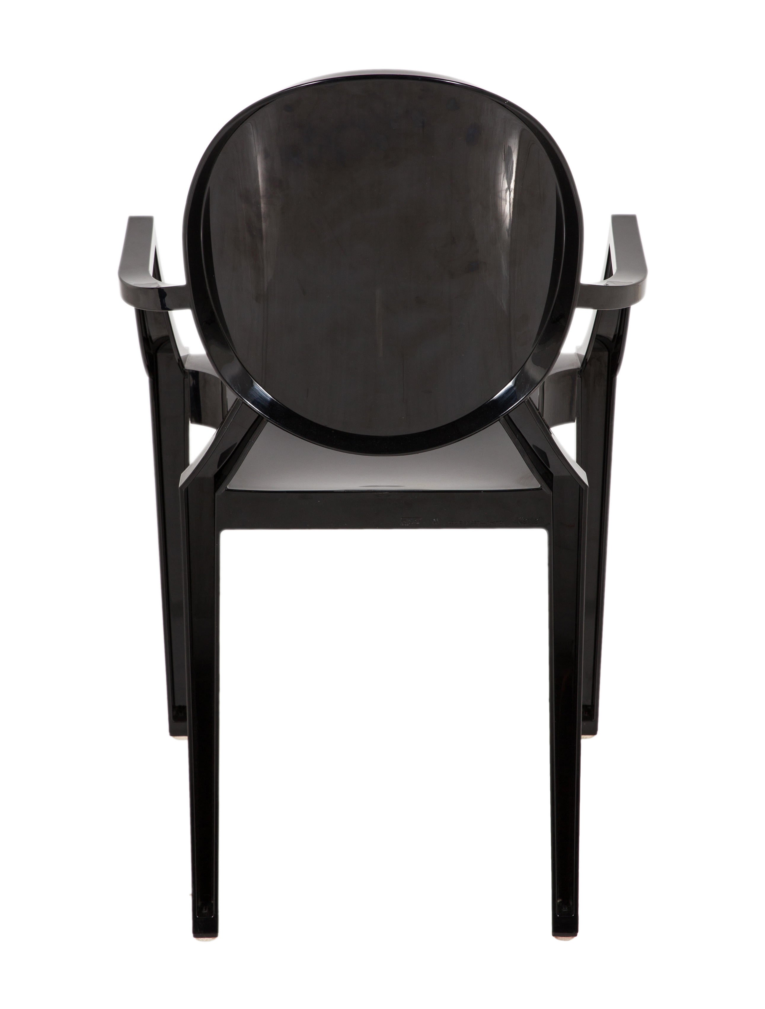 kartell louis ghost chair furniture ktl20122 the realreal. Black Bedroom Furniture Sets. Home Design Ideas