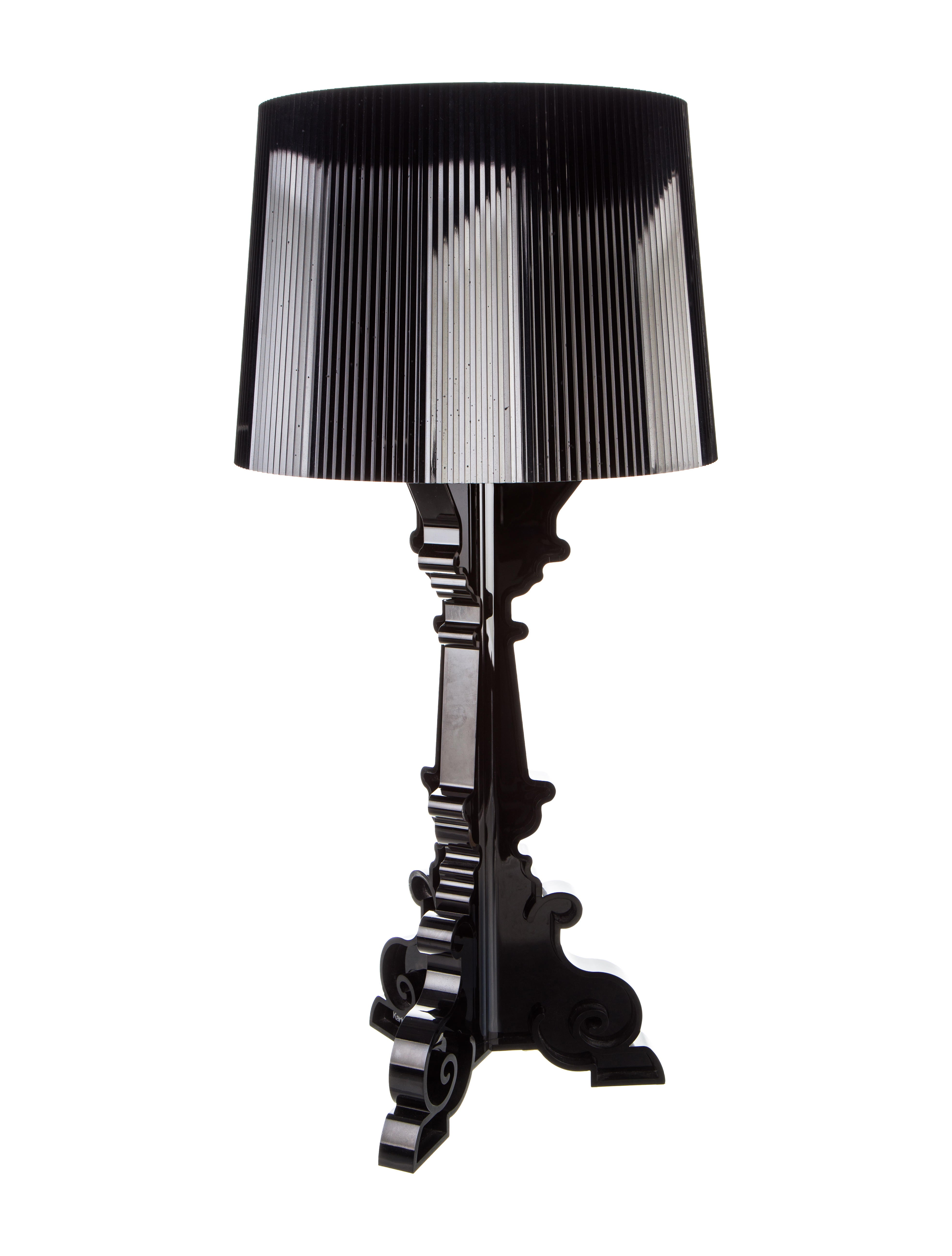Kartell bourgie table lamp lighting ktl20127 the realreal bourgie table lamp geotapseo Choice Image