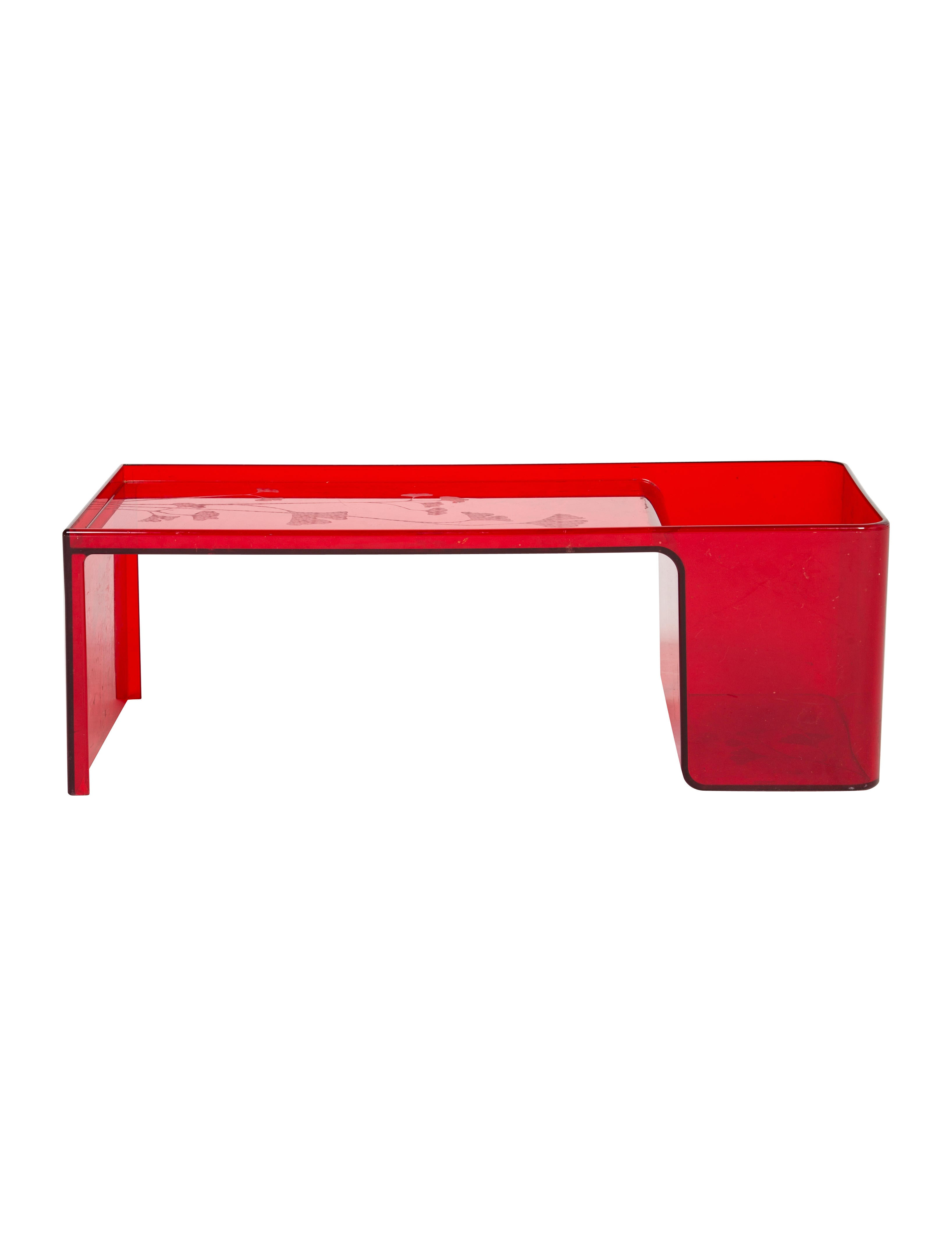 Kartell Usame Coffee Table Furniture Ktl20163 The