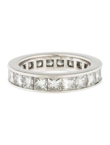 kwiat platinum diamond eternity band - Sell My Wedding Ring