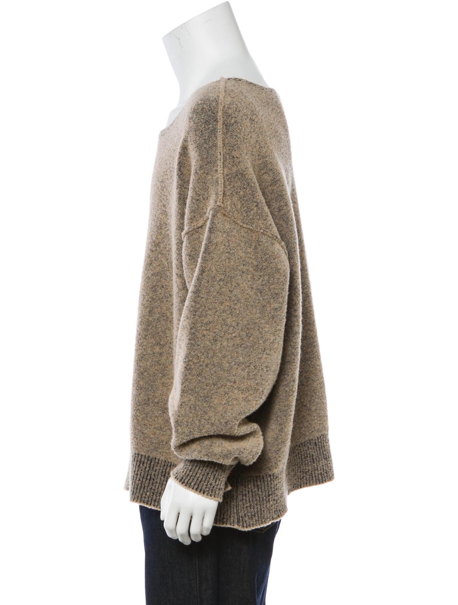 Kanye Season West x Adidas Yeezy Clothing Season 19756 1 Bouclé Sweater Clothing 035037c - immunitetfolie.website