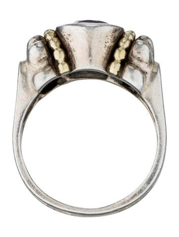 Caviar Amethyst Ring
