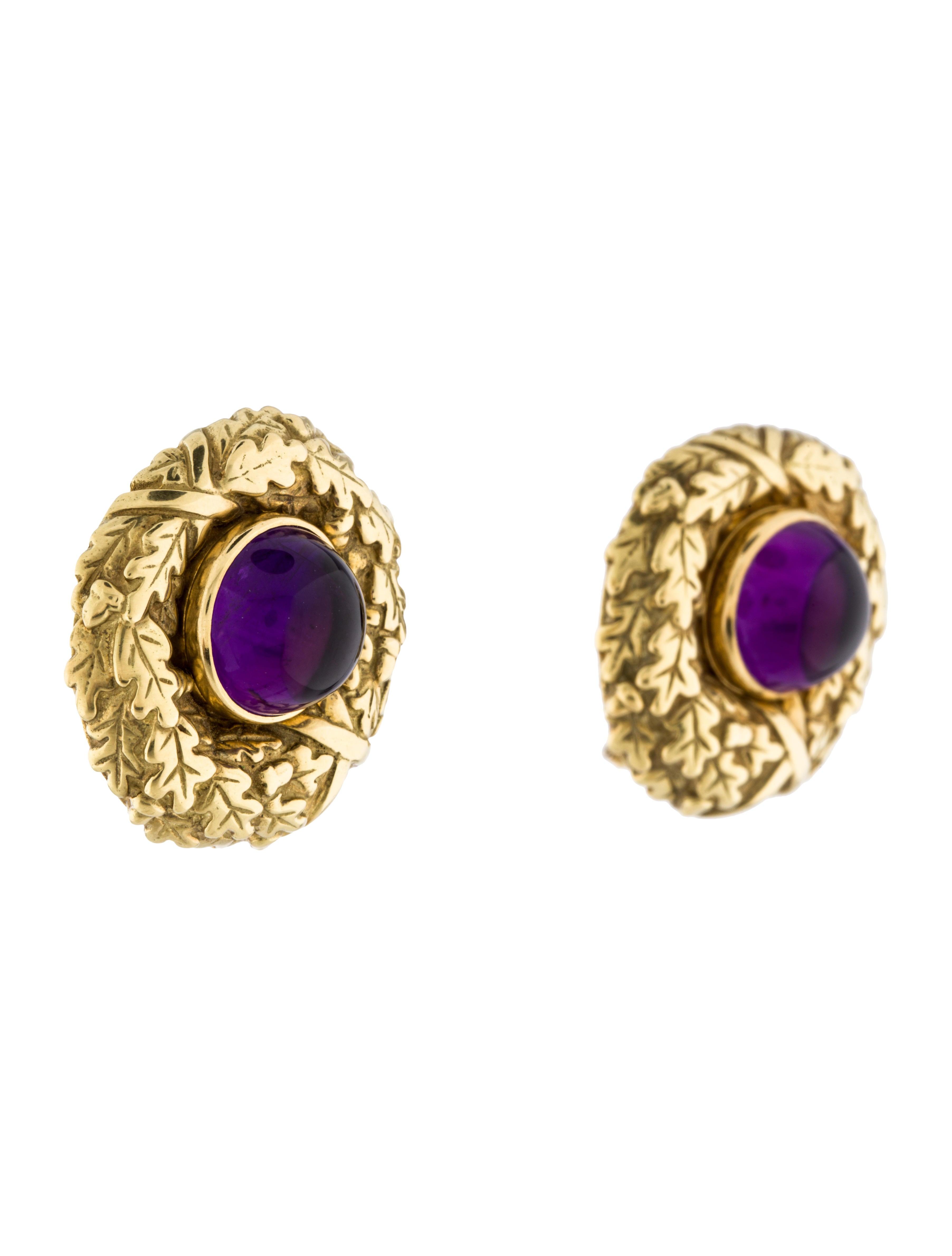 Lagos Interchangeable Gemstone Earrings Set Earrings