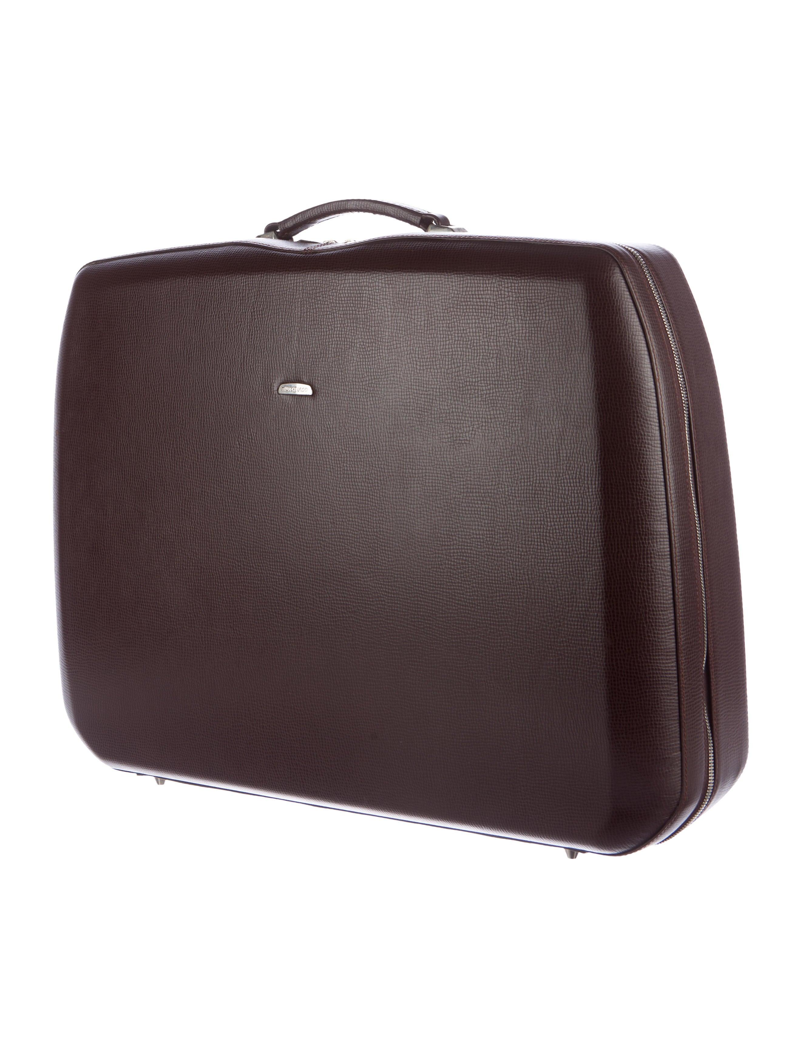 lamborghini leather hard shell suitcase luggage. Black Bedroom Furniture Sets. Home Design Ideas
