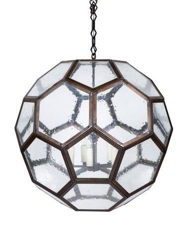 Honeycomb Pendant Light