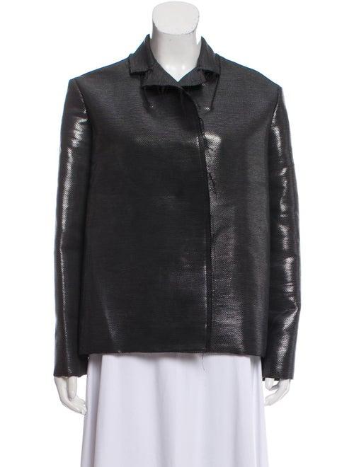 Lanvin Casual Lightweight Jacket Silver