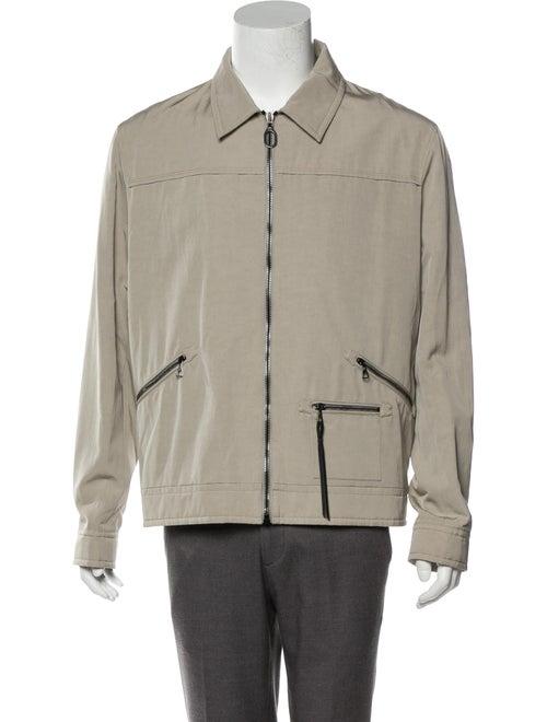 Lanvin Ricky Blouson Jacket w/ Tags beige