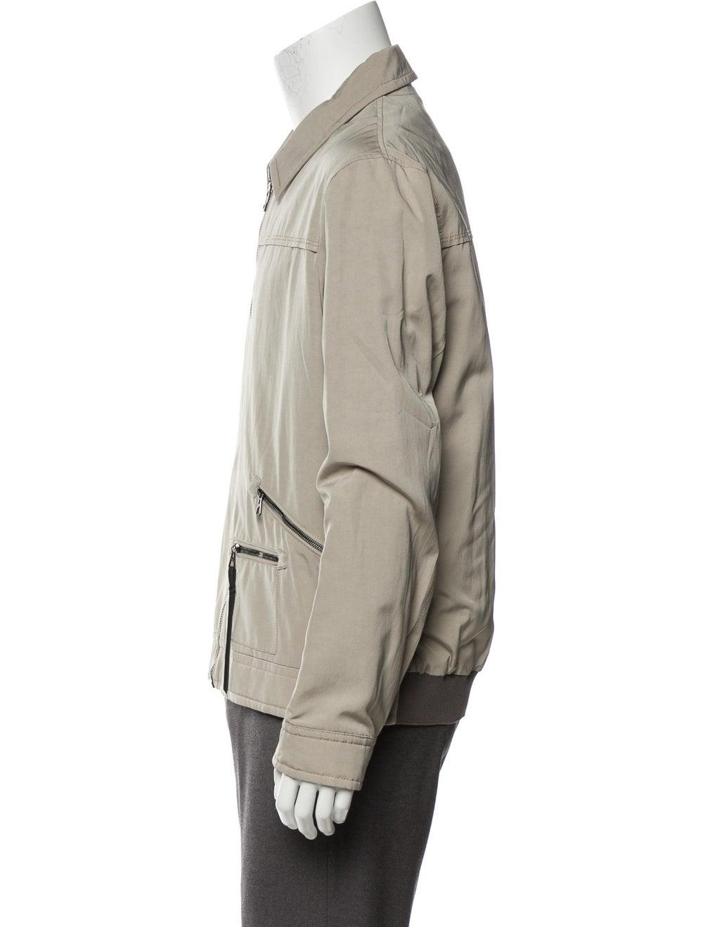 Lanvin Ricky Blouson Jacket w/ Tags beige - image 2
