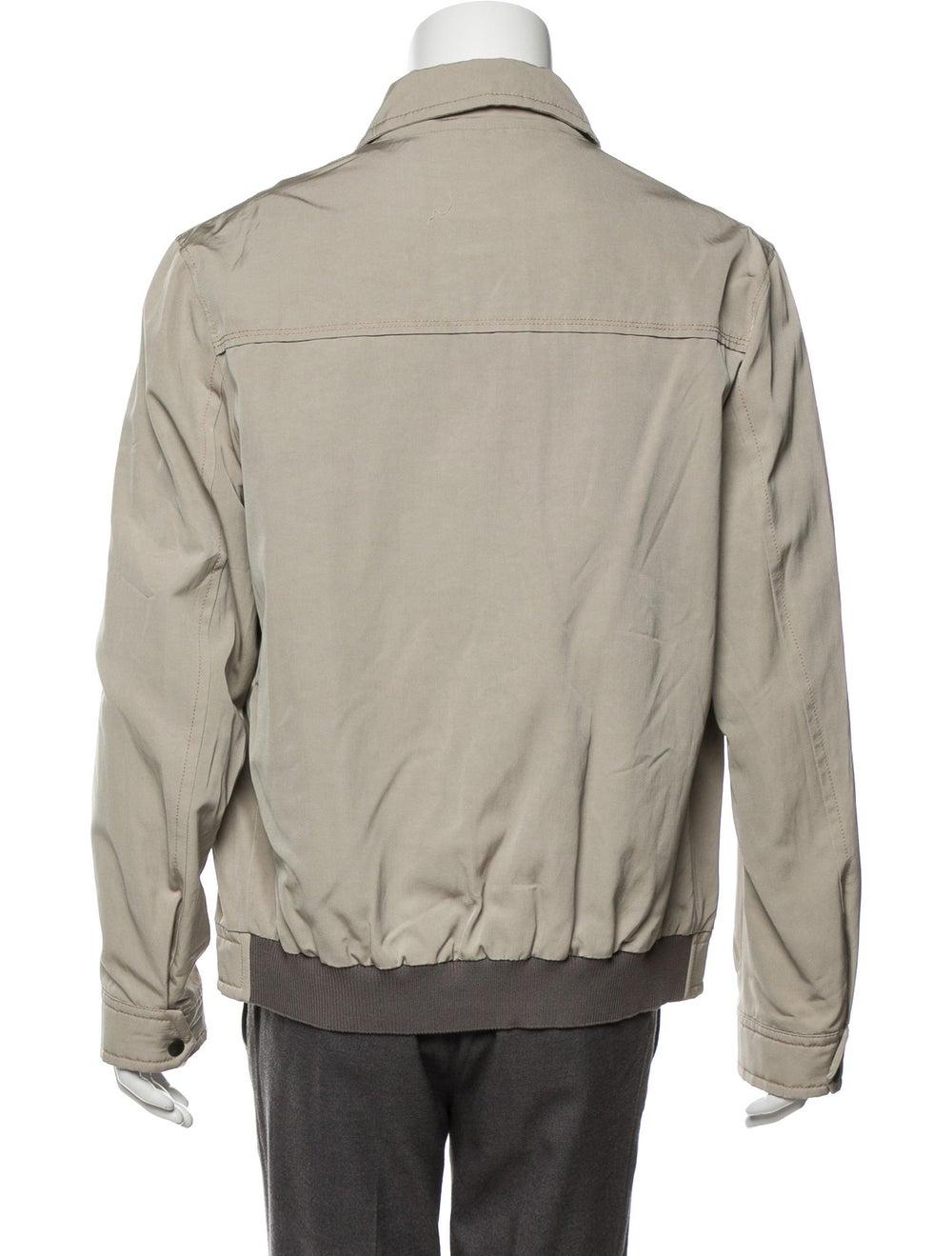 Lanvin Ricky Blouson Jacket w/ Tags beige - image 3