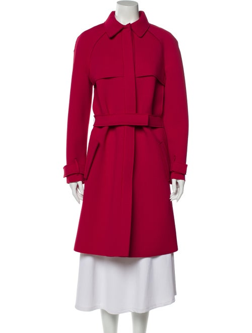Lanvin Trench Coat Pink