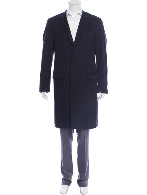 Lanvin Wool-Blend Overcoat black - image 1
