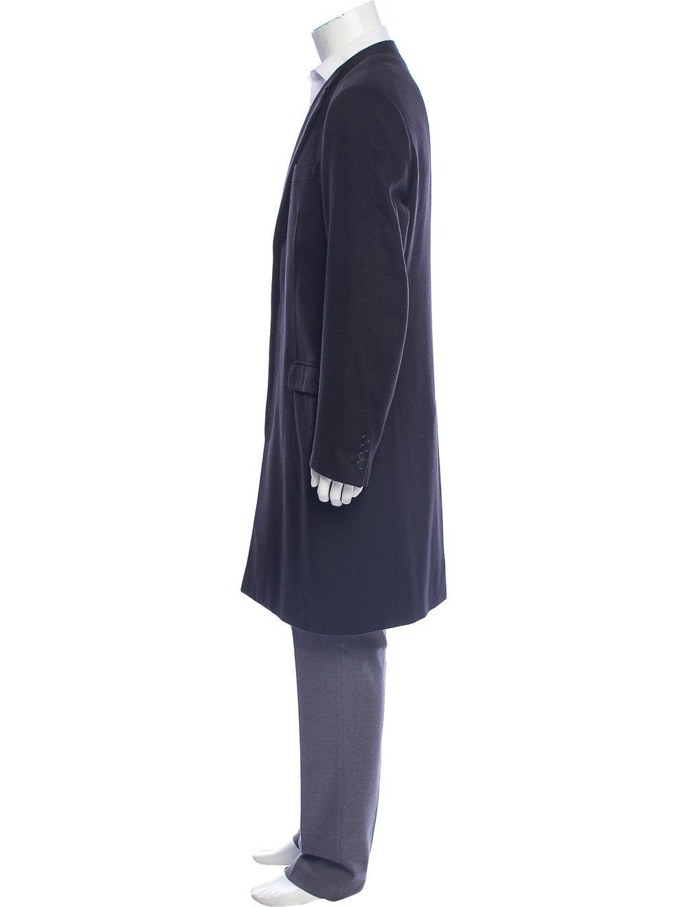 Lanvin Wool-Blend Overcoat black - image 2