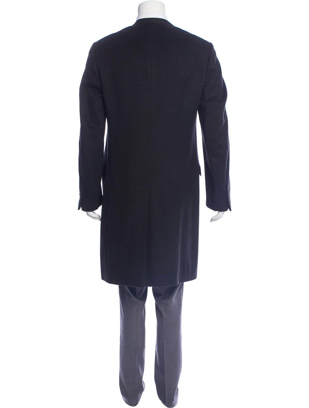Lanvin Wool-Blend Overcoat black - image 3