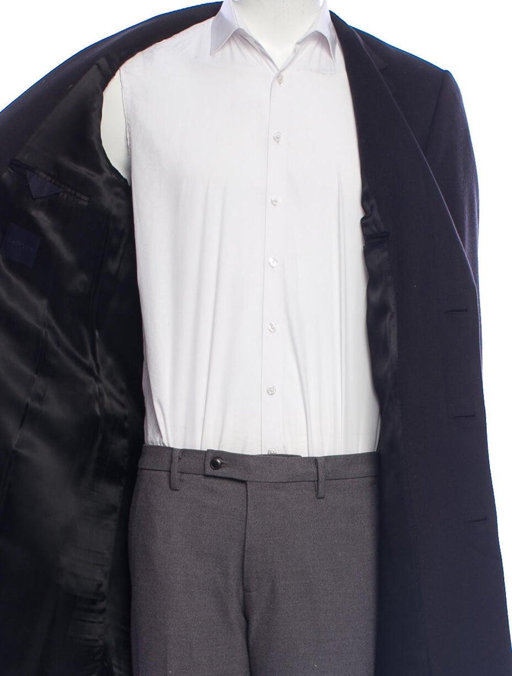 Lanvin Wool-Blend Overcoat black - image 4