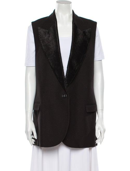 Lanvin Vest Black