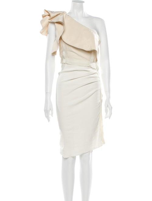 Lanvin 2010 Knee-Length Dress