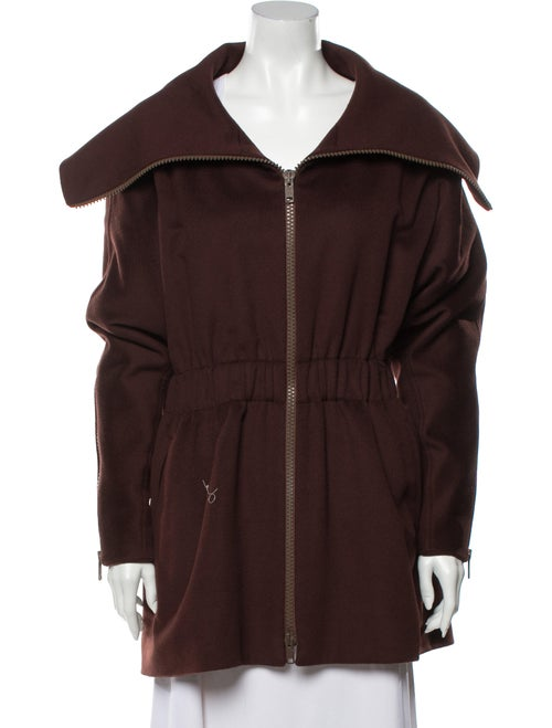 Lanvin Wool Coat Wool