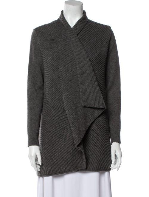 Lanvin Cashmere Sweater Grey
