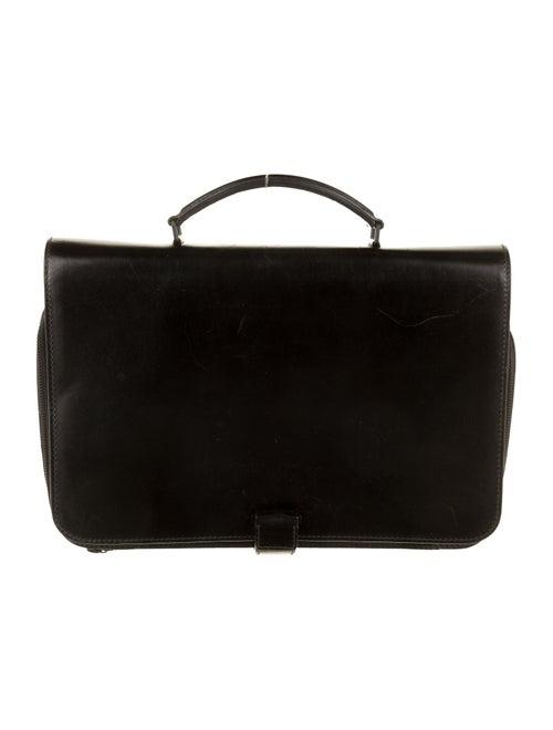 Lanvin Small Briefcase black