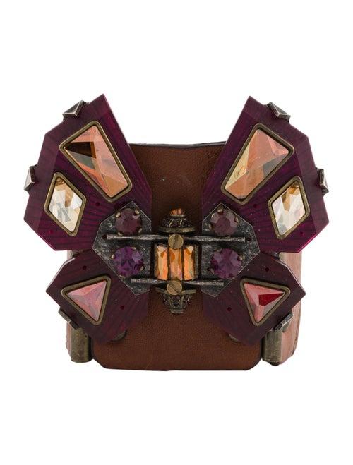 Lanvin Butterfly Bracelet gold