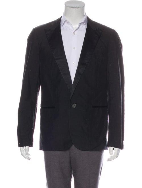 Lanvin Woven Tuxedo Jacket