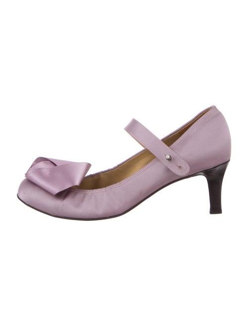 Lanvin Pumps Purple