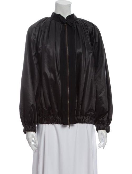 Lanvin Bomber Jacket Black
