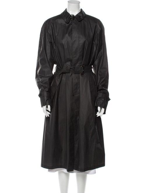 Lanvin Trench Coat Grey