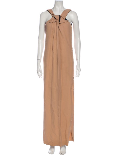 Lanvin 2015 Long Dress
