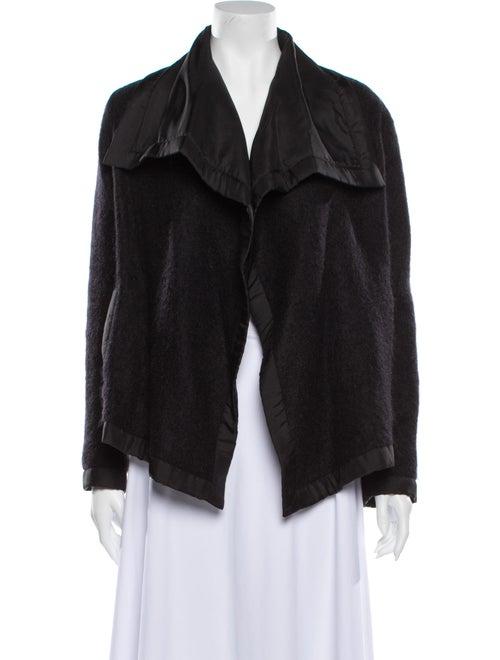 Lanvin Mohair Jacket Black