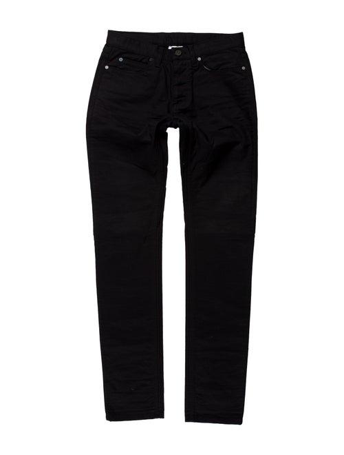 Lanvin Skinny Jeans Black