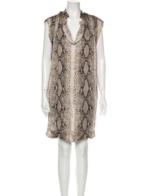 Lanvin 2011 Mini Dress