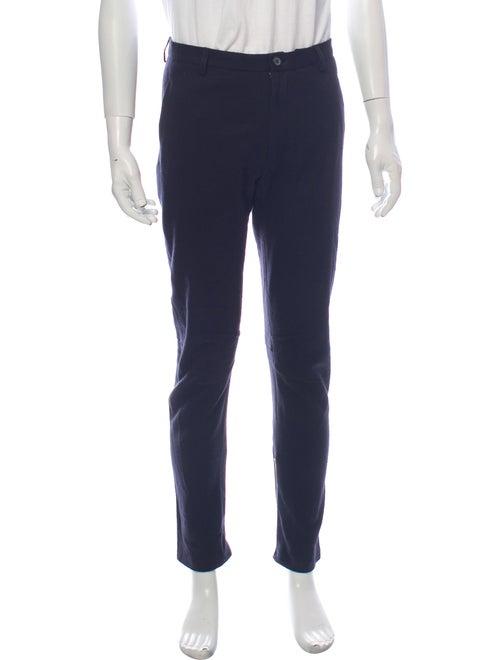 Lanvin Wool Pants Wool