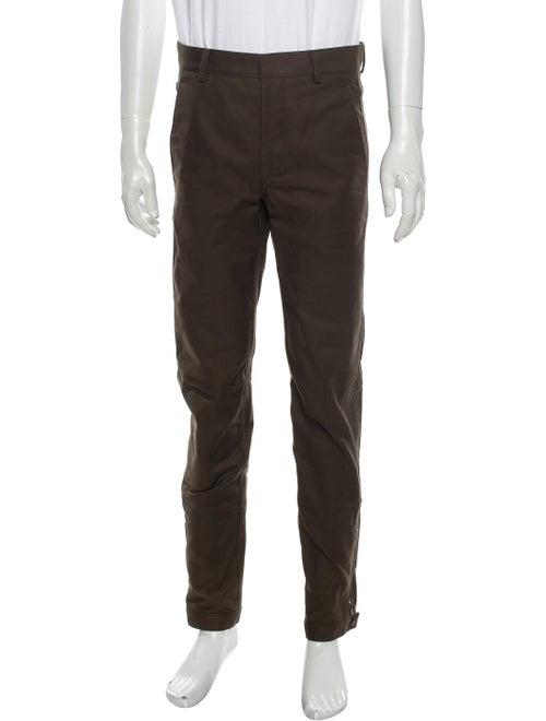 Lanvin Cargo Pants Green