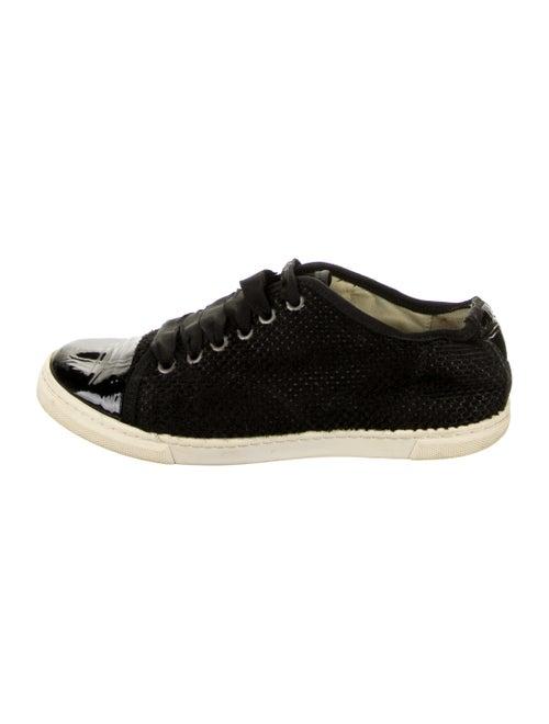 Lanvin Sneakers Black - image 1
